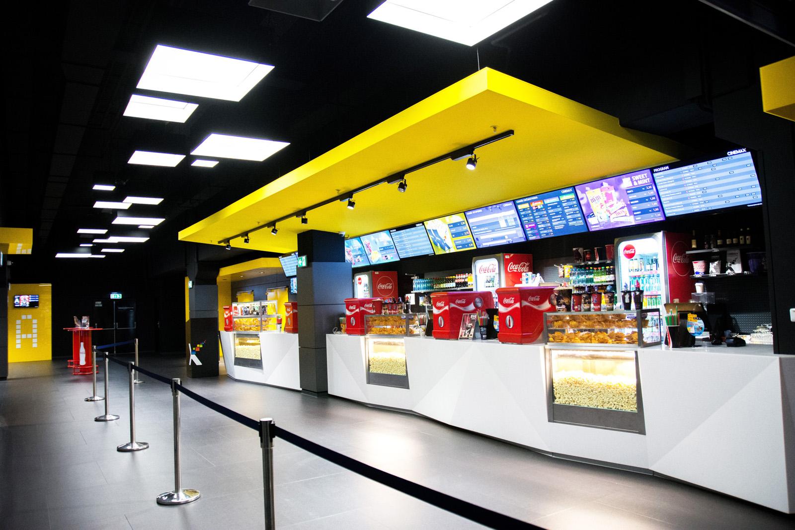 62a9906ee Nové priestory a VIP sála Cinemax v Žiline | Silvia Turcerová